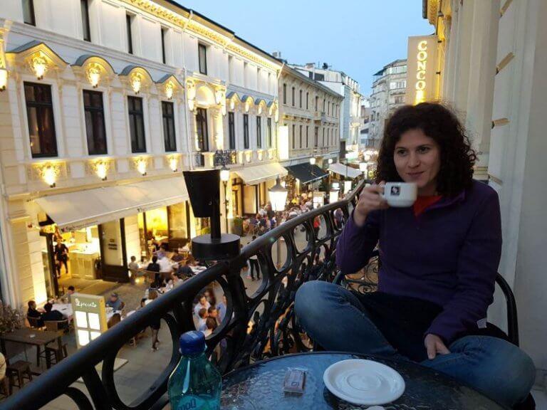 hotel in Bucharest isreali travel blogger