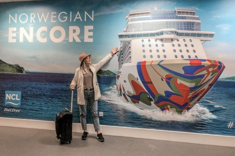 Norwegian Cruise Line collaboration with travel bloggers from Israel