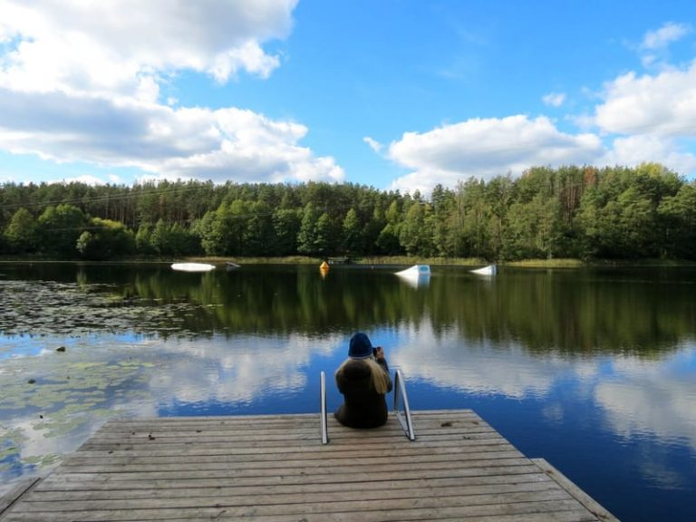 Moletai - Exposing the lakes area in Lithuania to the Israeli travelers
