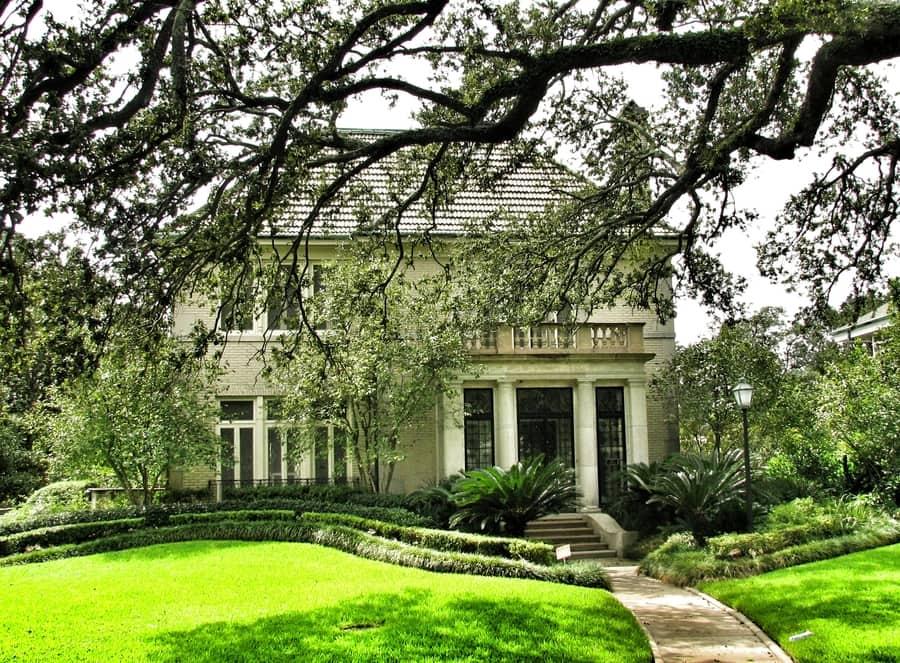 רובע הגנים (Garden District) בניו אורלינס. צילום - אושרה קמחי